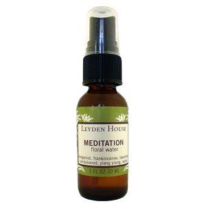 Photo of meditation essential oil blend 1oz spray