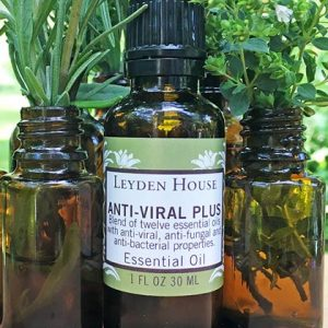Photo of Anti Viral essential oil blend from Leyden House