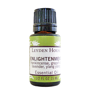 Photo of Leyden House enlightenment essential oil blend