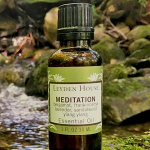 Photo of Meditation essential oil blend from Leyden House
